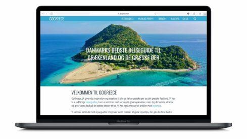 GoGreece er Danmarks bedste rejseguide til Grækenland og de græske øer